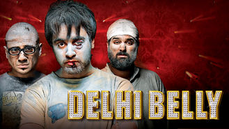Netflix Box Art for Delhi Belly