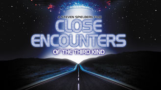 Netflix box art for Close Encounters of the Third Kind