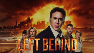 Netflix box art for Left Behind